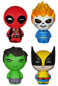 Marvel Dorbz Series 1 Figures