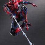 Play Arts Kai Spider-Man Figure Photos & Order Info!