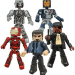 SDCC 2015 Exclusive Minimates Ant-Man & Age of Ultron Sets!