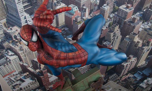 Spider-Man Premium Format Figure Statue 2015