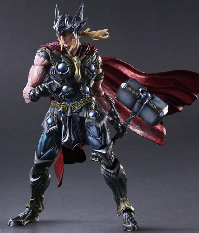 Thor Square-Enix Play Arts Kai Action Figure