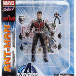 Marvel Select Unmasked Ant-Man Revealed & Up for Order!