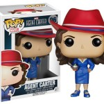 Funko Agent Carter POP Vinyl Figure Revealed!