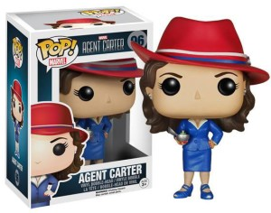Funko Agent Carter POP Vinyls Figure