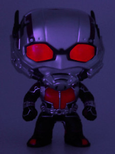 Glow in the Dark Ant Man Funko POP Vinyls Figure