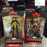 Marvel Legends Ant-Man Series Figures Released!