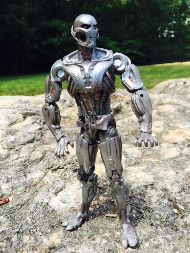 Ultron Prime Hasbro Build-A-Figure Marvel Legends Ant-Man Series
