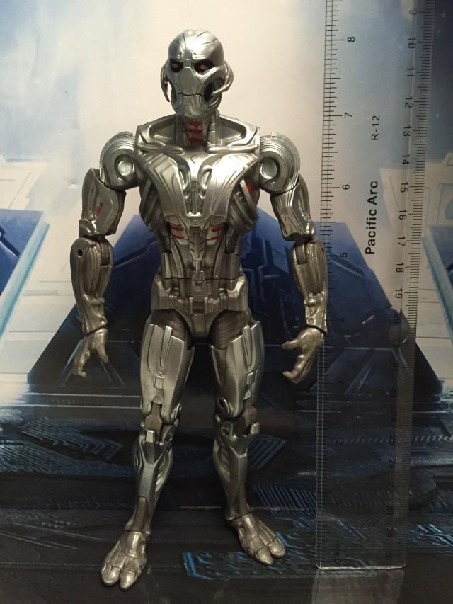 "Marvel Legends Ultron Prime Build-A-Figure Size 8"" Tall"