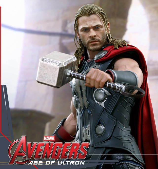 MMS 306 Hot Toys Thor Age of Ultron Sixth Scale Figure