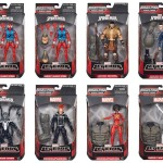 Spider-Man Marvel Legends Rhino Series Case Ratios & Pre-Order!