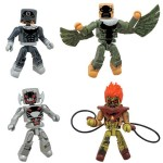 Minimates Marvel Zombies Age of Ultron Set Revealed!