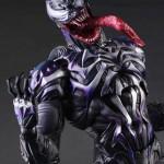 Venom Play Arts Kai Figure Photos Revealed!