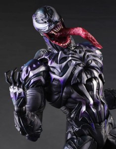 Play Arts Kai Venom Variant Figure