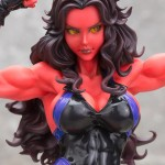 SDCC 2015 Exclusive Kotobukiya Red She-Hulk Bishoujo!