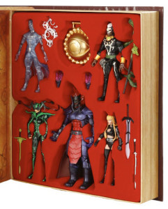 SDCC 2015 Exclusive Marvel Legends Doctor Strange Box Set