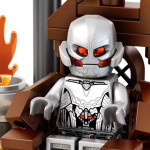 SDCC 2015 Exclusive LEGO Throne of Ultron Set!