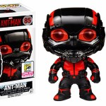 Funko SDCC Blackout Ant-Man Hank Pym POP Vinyl!