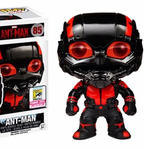 SDCC Funko Blackout Ant-Man POP Vinyls Figure Hank Pym