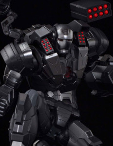 Sentinel War Machine RE EDIT Figure Covered in Weapons