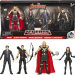 Amazon Avengers Legends 4-Pack Sale: 50% Off Today!