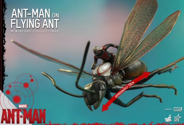 Ant-Man Hot Toys Flying Ant Figure