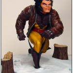 Diamond Wolverine in Snow Statue Photos & Order Info!