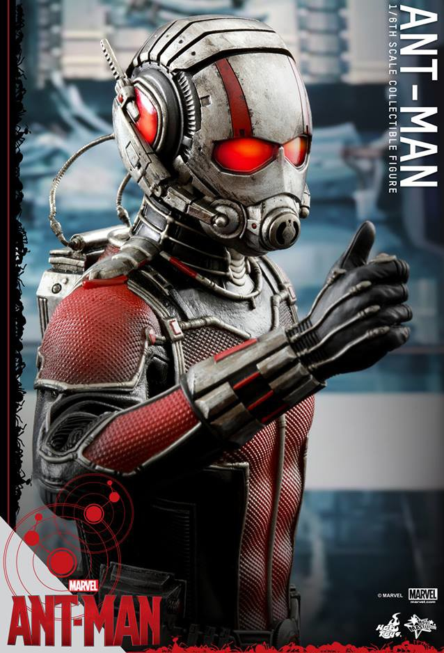 Hot Toys Ant-Man Movie Figure