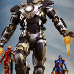 Hot Toys Tank Iron Man Toy Fair Exclusive Up for Order!