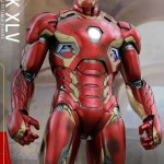 Hot Toys Iron Man Mark 45 Quarter Scale Figure!