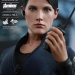 Toy Fair Exclusive Hot Toys Maria Hill Up for Order!