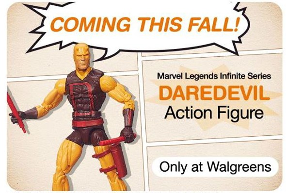 Marvel Legends First Appearance Daredevil Action Figure