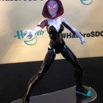SDCC 2015: Marvel Legends Spider-Gwen! Venom! Morbius!