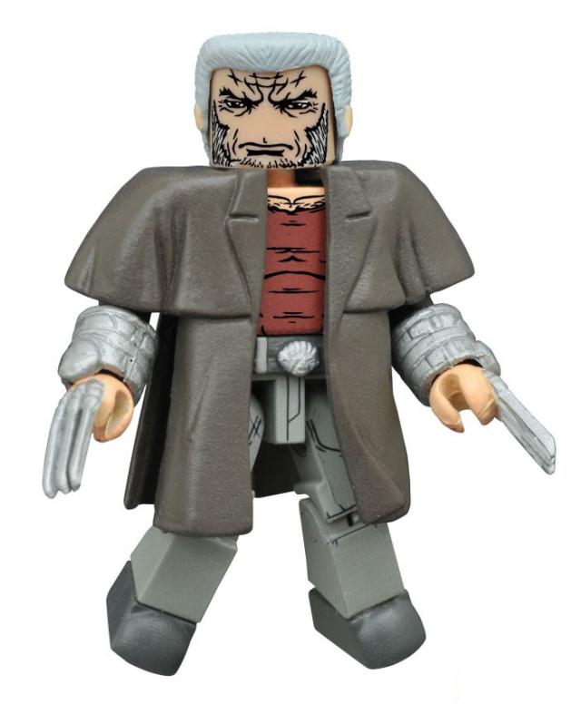 Marvel Minimates Old Man Logan Secret Wars Figure
