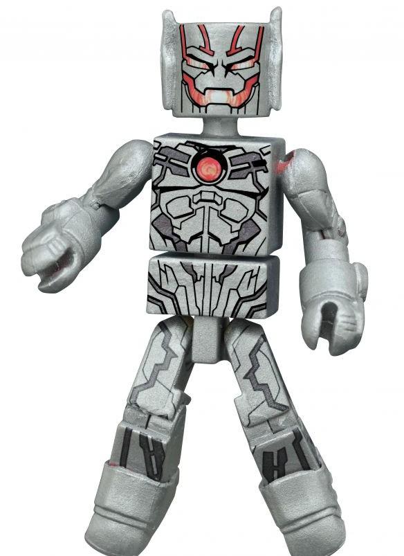 Marvel Minimates Secret Wars Ultron Figure
