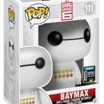 SDCC 2015 Exclusive Funko POP Emoticon Baymax Online!