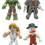 Marvel Minimates Secret Wars Figures Revealed!