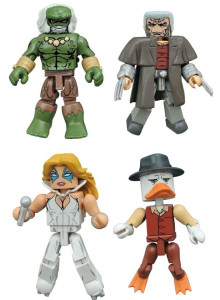 Secret Wars Marvel Minimates Figures Series