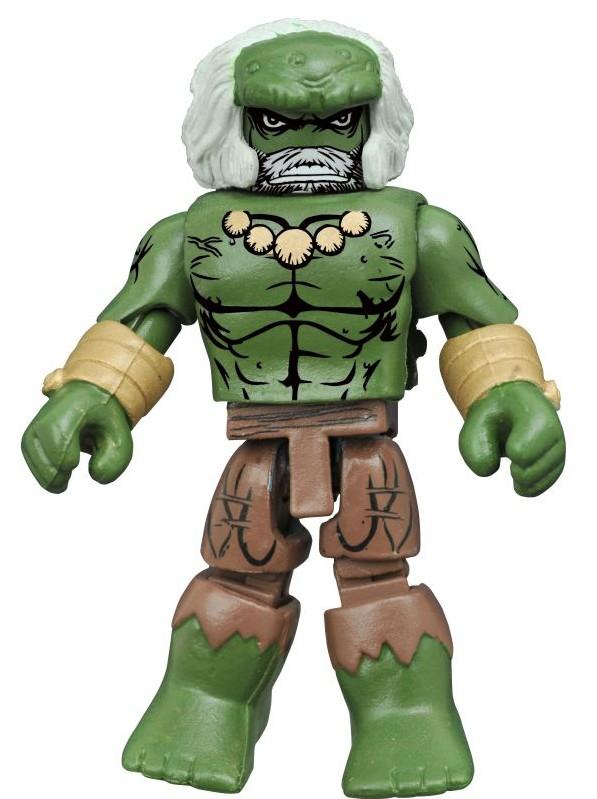 Secret Wars Marvel Minimates Maestro Hulk Figure
