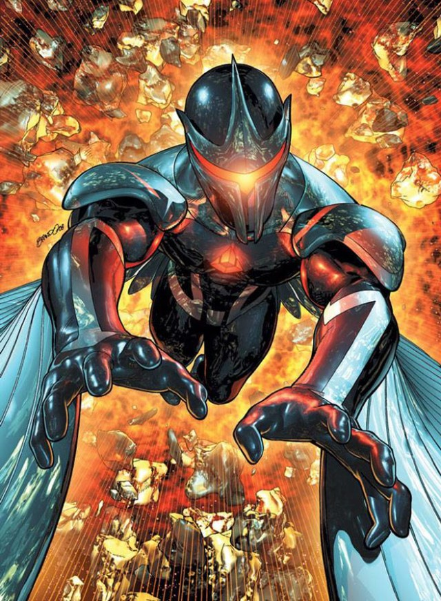 Annihilation Darkhawk Cover Marvel Comic Book