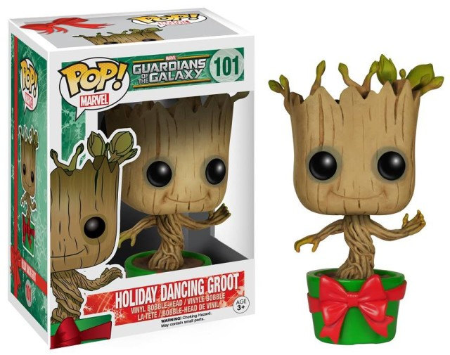 Funko Holiday Dancing Groot POP Vinyls Figure