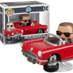 Funko Agents of SHIELD Lola & Director Coulson POP Vinyls!