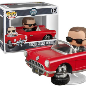 Funko POP Rides Director Coulson and Lola