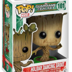 Funko Holiday Dancing Groot POP Vinyl Revealed & Photos!