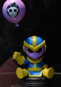 Gentle Giant Thanos Baby Mini-Statue Skottie Young Comic Con 2015