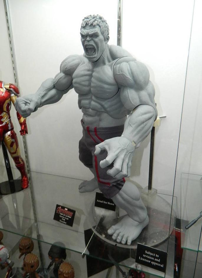 "NECA Hulk 24"" Quarter Scale Figure Revealed! - Marvel Toy News"