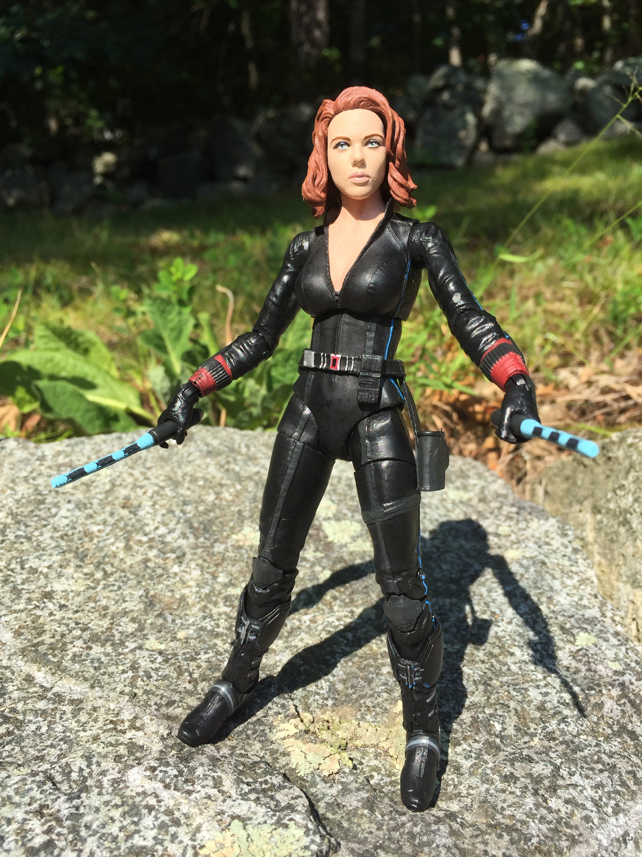 marvel select black widow movie figure review photos. Black Bedroom Furniture Sets. Home Design Ideas