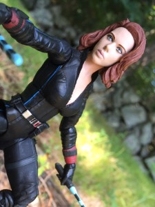 Marvel Select Black Widow Age of Ultron Action Figure