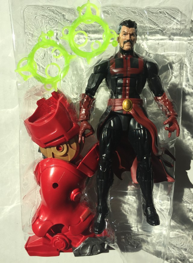 Marvel Legends Doctor Strange with Hulkbuster BAF Leg Piece