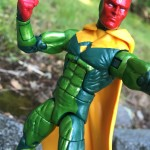 Marvel Legends Vision Review & Photos (Hulkbuster Series)