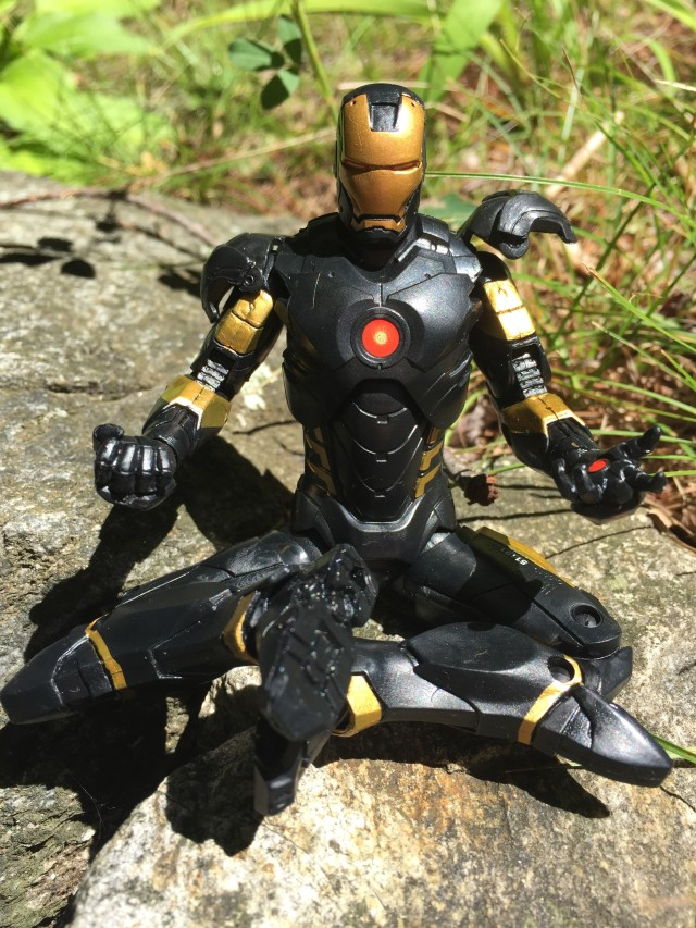 Marvel Legends Marvel NOW Iron Man Review